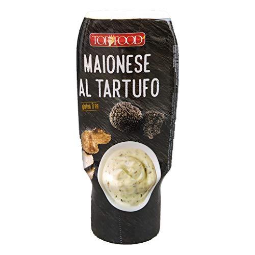 Salsa Maionese al Tartufo 360g TOPFOOD, Street food, Low carbo, Gluten Free, Low fats 5pz