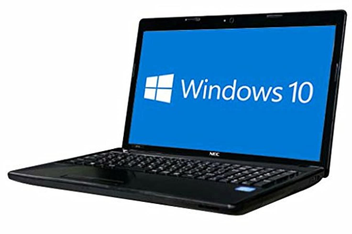圧倒的気性ごめんなさい中古 NEC ノートパソコン VersaPro JVF-F Windows10 64bit搭載 webカメラ搭載 HDMI端子搭載 テンキー付 Core i3-2328M搭載 メモリー4GB搭載 HDD320GB搭載 DVDマルチ搭載
