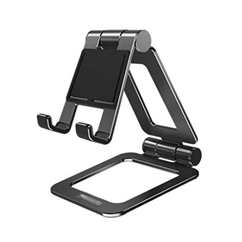 YWSZJ Soporte de Tableta de Tableta Ajustable para la aleación de Aluminio Soporte de Escritorio (Size : 9.5cm)