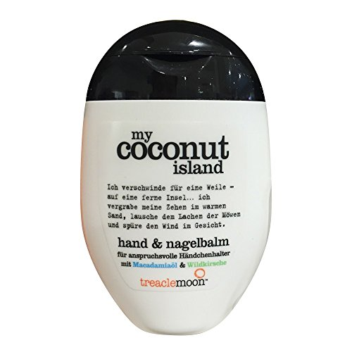 treaclemoon Handcreme my coconut island, 75 ml (1er Pack)