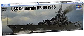 TRP05784 1:700 Trumpeter USS California BB-44 1945 [MODEL BUILDING KIT] by Trumpeter