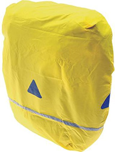 Axiom Unisex Adult Pannier Bag Rain Cover 30 Yellow - Yellow, N/A