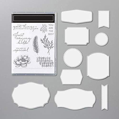 DIY Seal Flower Series Cutting Die Card Decor Kits 03 Cutting Die+Seal akaddy Transparent Clear Silicone Stamp//Seal