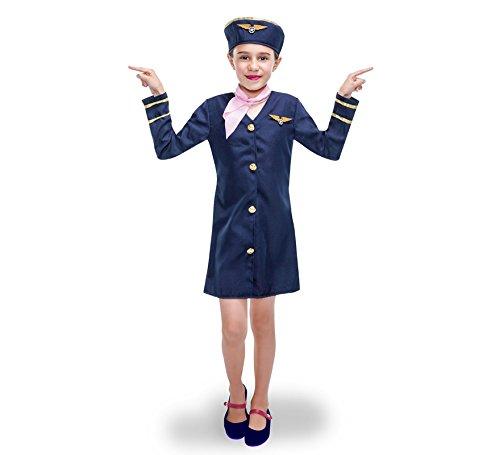 Disfraz de Azafata de vuelo
