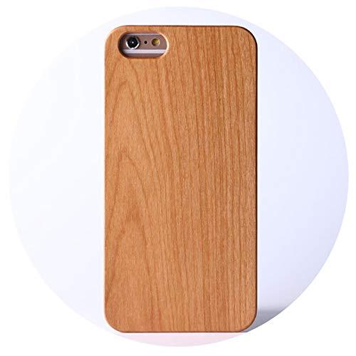 California Republic Bear Real Wood Phone Case Coque Funda For iPhone 12 Mini 6Plus 7 7Plus 8 8Plus X XR XS MAX 11 Pro MAX