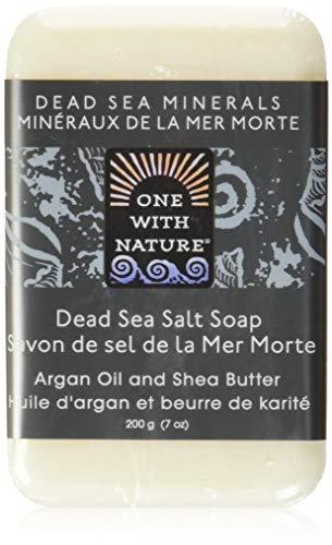 One With Nature Pain de savon rajeunissant � base de sel de la Mer morte - Av...