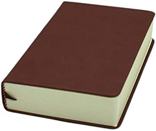 A4 A5 A6 Super Thick Leather Soft Cover Notebook Travel Diary School Office Business Stationery Blank Page 330 Sheets