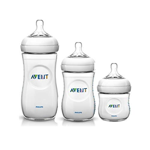 Kit Avent Petala 3 Mamadeiras 125 260 330ml Philips Avent