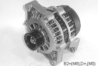CV PSH 135.506.100 Generator