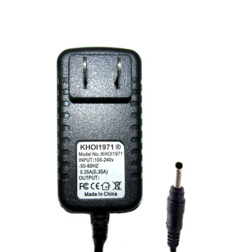 KHOI1971 Wall Charger AC Adapter Cable Cord for Item 60695 Harbor Freight Tools CEN TECH Inspection Camera Inspection Camera