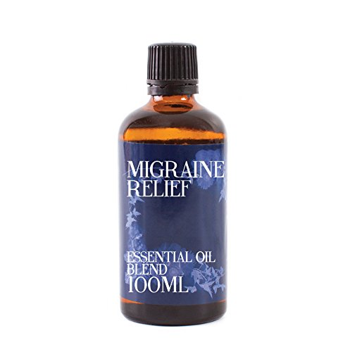 Mystic Moments | Migraine Relief - Essential Oil Blend - 100ml