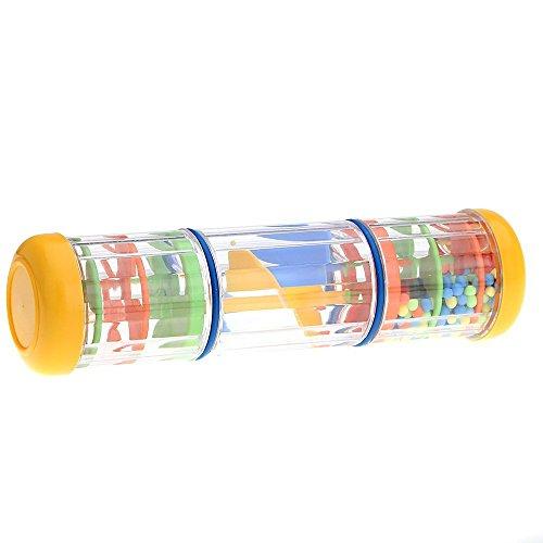les jouets pour enfants - SODIAL(R)8' Faiseur de pluie Baton de pluie Jouet Musical pour Tout-petits Enfants Jeux KTV Parti