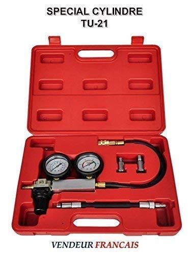 EQUIPEMENT EXPRESS SICOBA Coffret D/étecteur de Fuite de Compression//Cylindre TU-21
