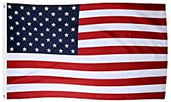 cheap Tenby Living American Flag 3 x 5 ft. Double-thick polyester – UV protection,…