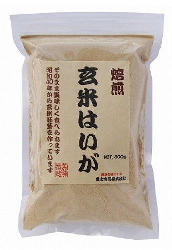 富士食品 玄米胚芽焙煎粉末 300g ×10セット