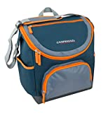 Campingaz Soft Cooler Messenger Tropic 20 L, Lightweight Insulated Meal Bag, 16 Hours of Cold Performance, Ideal for Drinks, Picnics and Camping