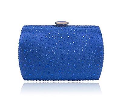 Sparkling Evening Clutch Purse Vandysi Elegant Glitter Bag Crystal Rhinestone Handbag for Dance Wedding Party Prom Bride ...