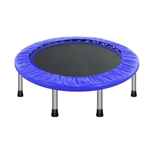 LBWT Sport Fitness Trampolines - Spier Oefening Trampoline Gewichtsverlies Bounce Bed 48-inch inklapbare Trampoline Thuis Volwassenen Kinderen Vrije tijd Trampoline Lager Gewicht 200kg Outdoor Indoor
