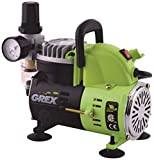 Grex AC1810-A 1/8 HP 115V Portable Piston Air Compressor