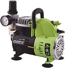 Grex AC1810-A 1/8 HP 115V Portable Piston Air Compressor
