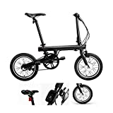 Plegable Bicicletas, Variable Speed eléctrica Bicicleta con la iluminación y la Pantalla LED, 250W Motor Adultos Pedal del Coche del capítulo, Bicicletas Deportivas