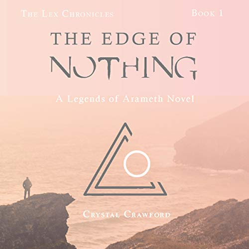 The Edge of Nothing audiobook cover art