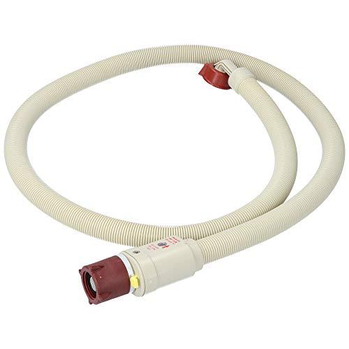 Aquastop Schlauch Waschmaschine universal - Zulaufschlauch auch für Spülmaschinen - 1,5m, max. 90°C