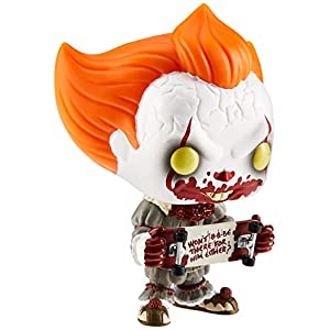 Pop. Vinyl: Movies: It: Chapter 2 - Pennywise W/ Skateboard 2