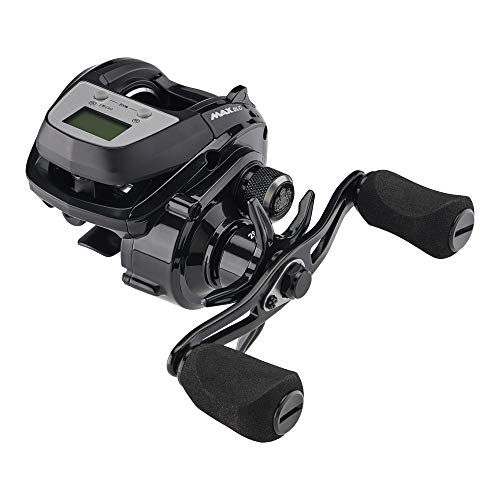 Abu Garcia Max DLC Low Profile Baitcast Fishing Reel