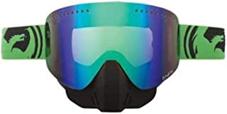 Dragon NFX Goggle Green/Black Split W/Green ION. Lens 722-1727