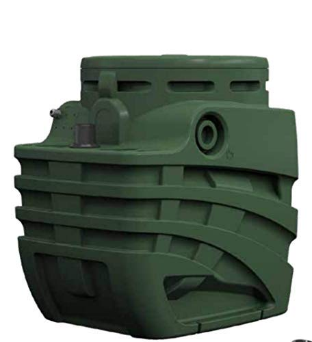 DAB FEKABOX 200 Bañeras para aguas residuales domésticas, lavadoras, lavabos y inodoros en instalaciones situadas debajo de la red de alcantarillado como garajes o sótanos.