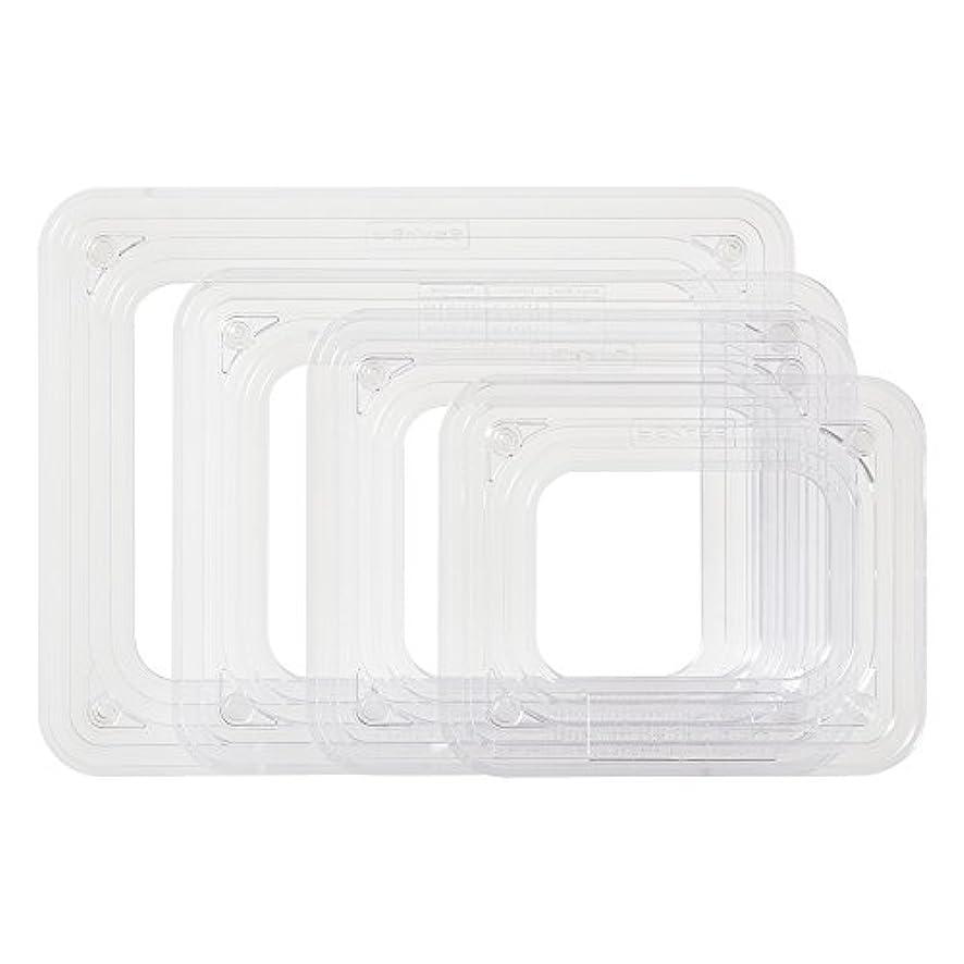 Fiskars 158210-1001 Shapexpress2 Template, Rectangle