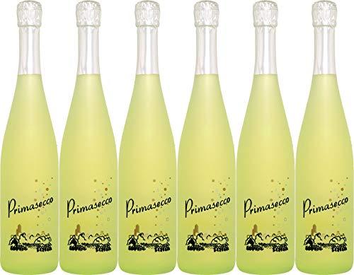 Bergsträßer Winzer Primasecco® Cuvée Weiß Perlwein Trocken (6 x 0.75 l)