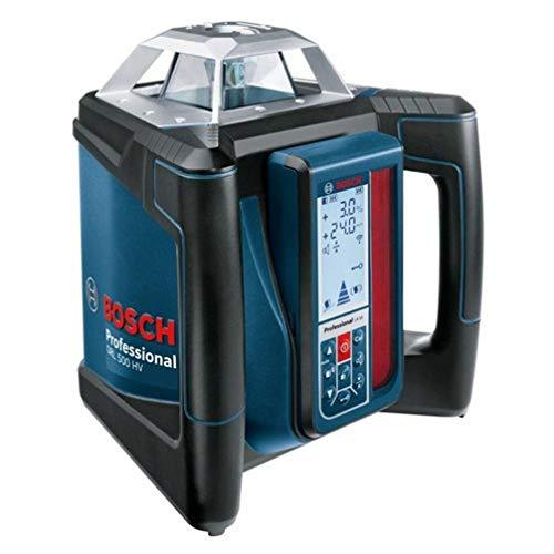Bosch GRL 500 HV- Mejor Nivel láser giratorio profesional