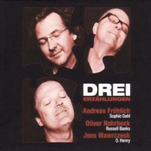 Drei Erzählungen audiobook cover art