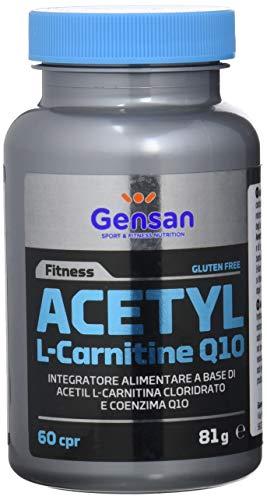 Gensan ACETYL L-CARNITINE Q10 60 CPR