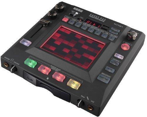Korg KP3+ - Procesador de efectos y sampler