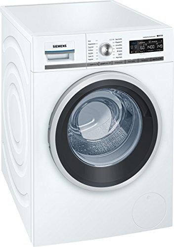 Siemens WM14W640 iQ700 Waschmaschine FL / A+++ / 137 kWh/Jahr / 1400 UpM / 8 kg / 9900 L/Jahr / Aquastop
