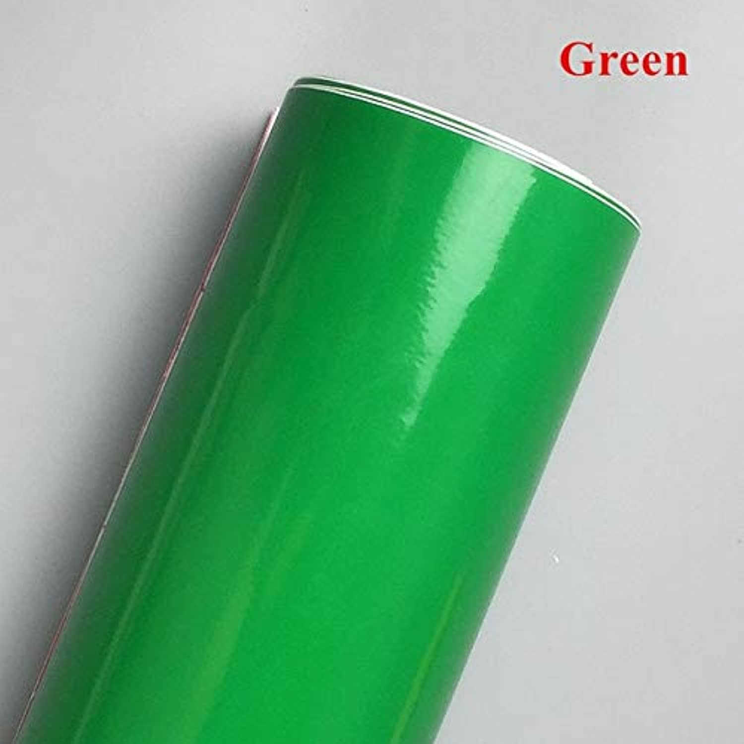 Long Stripes Graphics Stickers Auto Body Side Door Decor Decal Car Accessories Sport Styling Sticker for Toyota Tank  (color Name  Green)