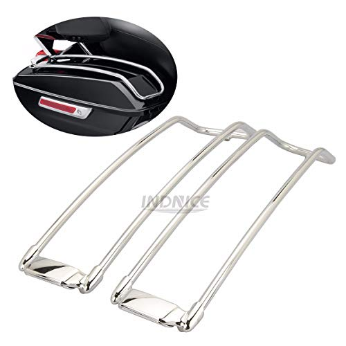 Air Wing Saddlebag Lid Rail Kit For Harley 2014-2019 Street Glide FLHX FLHXS Road King FLHR CVO
