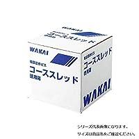 若井産業 ユニクロ コーススレッド ラッパ 徳用箱 全ネジ 28 1900本 6箱