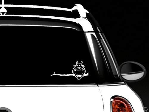 Totoro Car Window Decal Vinyl Sticker