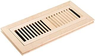Best maple flush mount floor register Reviews