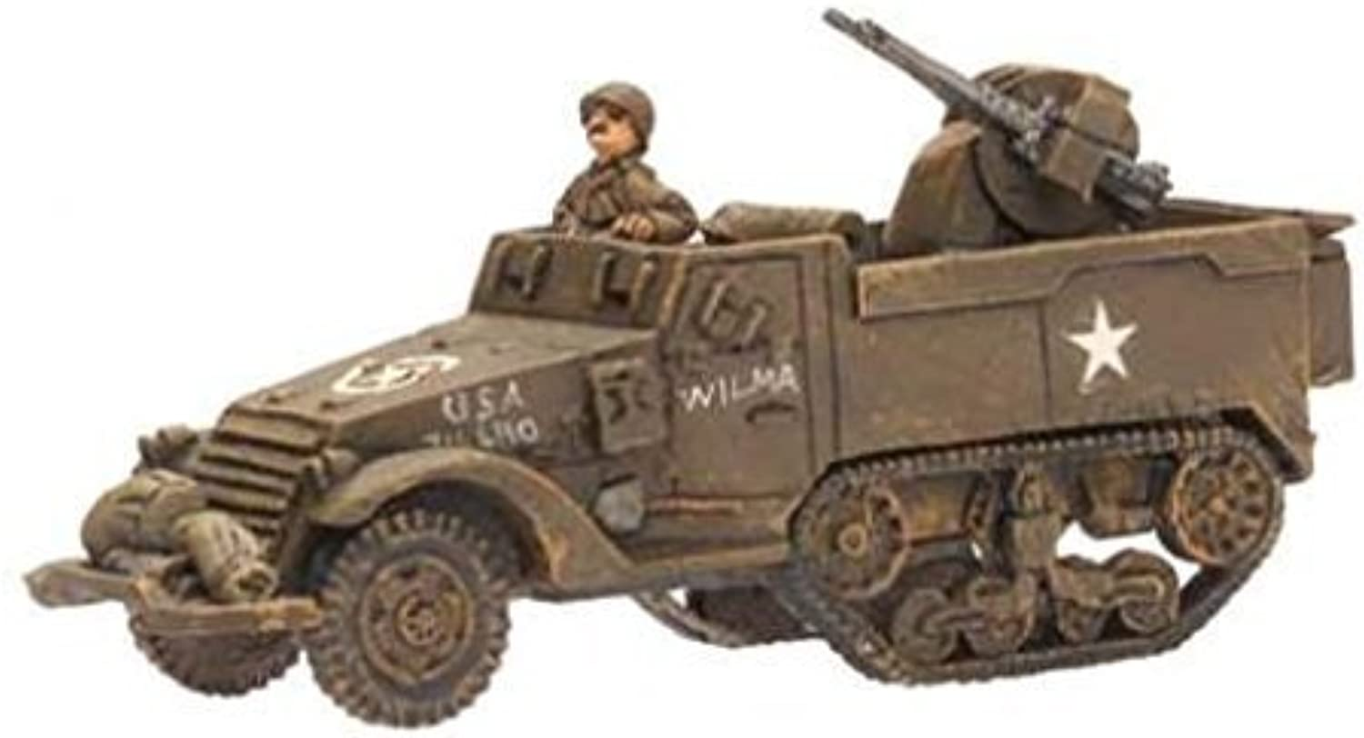 BFUS160 M13 MGMC (twin .50 cal) by Flames of War