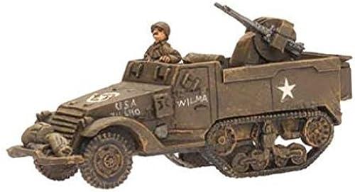 marca en liquidación de venta BFUS160 M13 MGMC (twin .50 cal) by Flames Flames Flames of War  diseño único