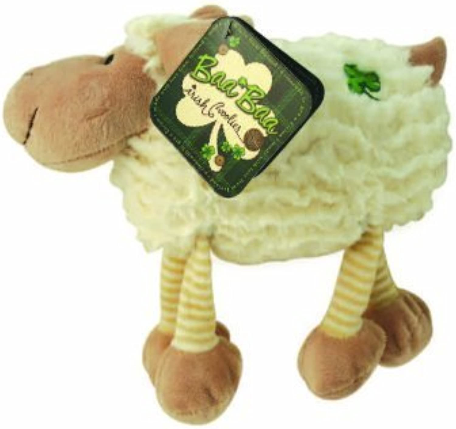 Allied Precision Industries Irish Sheep Soft Toy with Dangly Legs