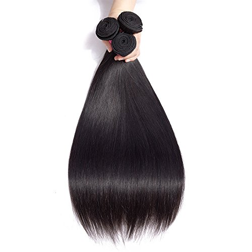 Cheap human hair weave 18 inches _image3