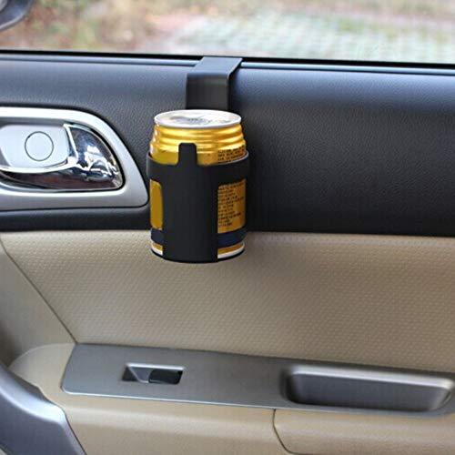 Turtle Story 1 STÜCKE Black Auto Car Cup Kann Flaschenhalter Behälterhaken für LKW-Innenraum, Fensterhahnhalterung JXNB
