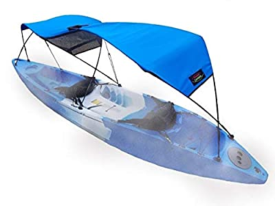 Tandem Kayak Sun Shade [Adventure Canopies] review