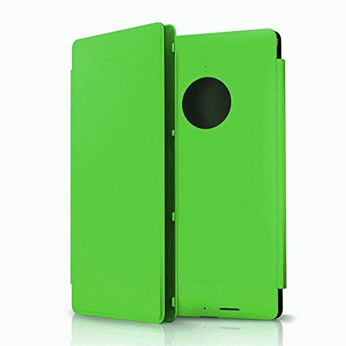 Nokia Custodia Flip Wireless per Lumia 830, Verde